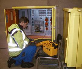 Baustromanlagen Mobile Stromversorgung Bremen GmbH